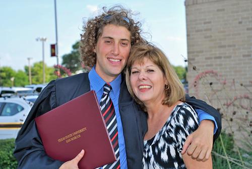 Steven & Mom