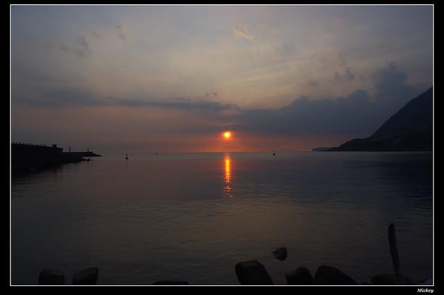 [分享]拍完夜景拍日出~
