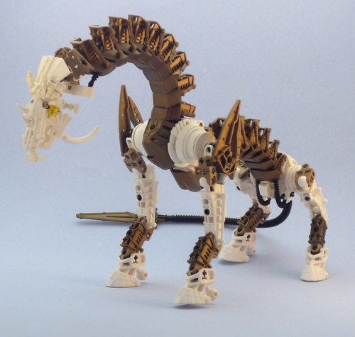 Lego Dragon Bionicle