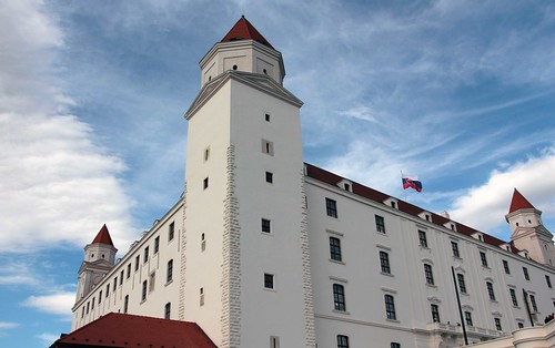 El Castillo desde la plaza