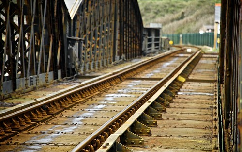 Rails Towards Barmouth