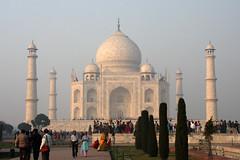Dream of the Taj (ejhrap) Tags: light india glow dream taj mahal agra dome marble flickrgolfclub earthasia