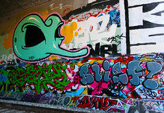 Maska, Blief (funkandjazz) Tags: california graffiti eastbay obg ase maska blief