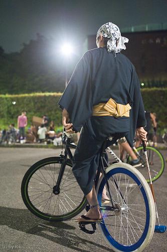 a tokyo summer night's dream