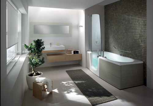 Badkamertegels Natuur : Modern Bathroom Design Ideas