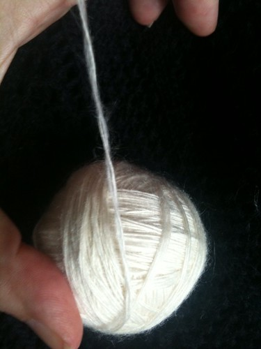 BMT Blend 2ply plying ball
