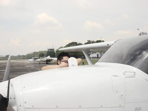 KL by air - reuben check