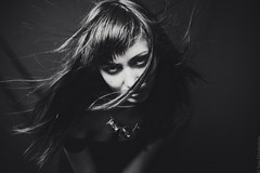 Black bird (Yana Khankhatova) Tags: nued