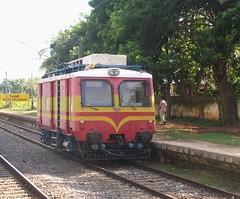 Rail Bus (Anindya Roy Photography (catching up)) Tags: indianrailways railbus irfca ecor balugaon