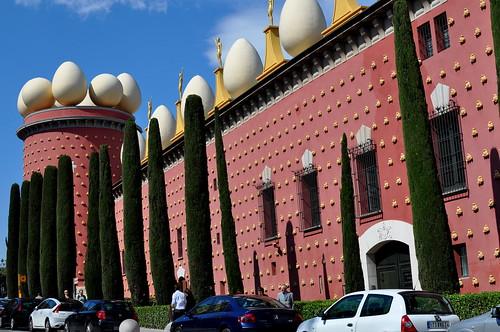 Theatre-Museum Dalí - Figueres