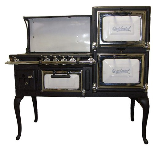 OCCIDENTAL STOVE