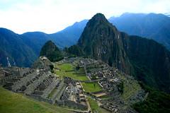 Machu Pichu - Perú