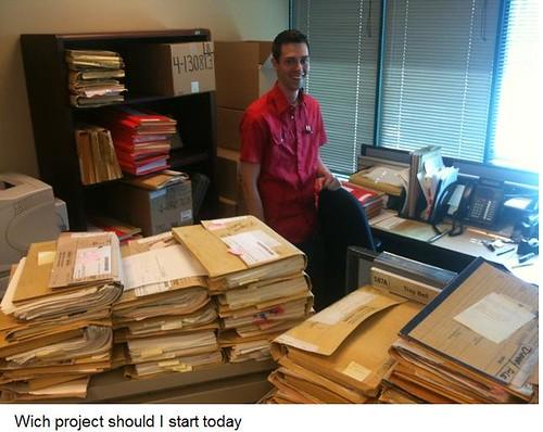 Troy.Bell.Messiest Desk