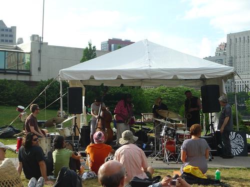 Marshall Allen, Albert Ayler Festival