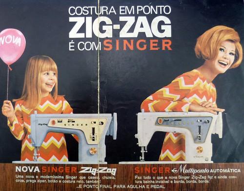 Singer Zig-Zag