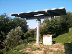 Inseguitore fotovoltaico