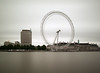 London Eye (Alistair Haimes) Tags: longexposure blur london thames river landscape grey diy cityscape londoneye southbank homemade filter ferriswheel greysky citiscape weldingglass vle weldglass gettyimagesuklocation
