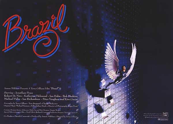 Brazil Banner Poster