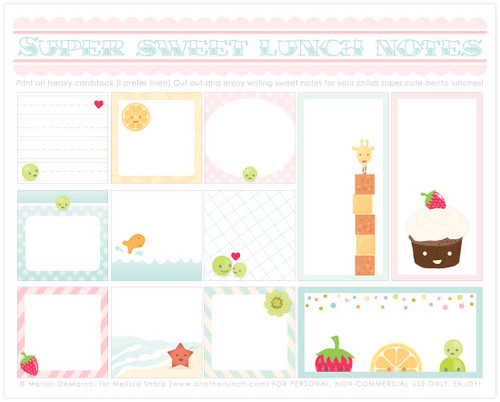 lunchboxprintables