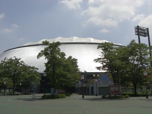 西武ドーム/Seibu Dome