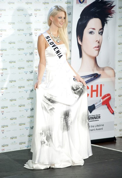 National Costume of Miss Slovenia