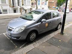 City Car Club Vauxhall Corsa 6364