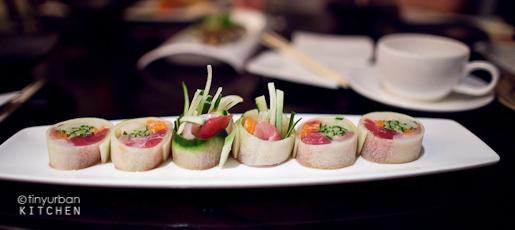 Oishii Boston Oishii Sashimi Maki