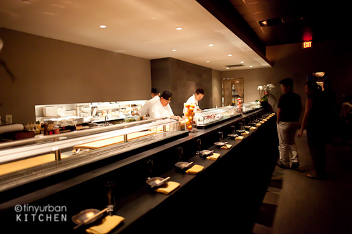 Oishii Boston sushi bar