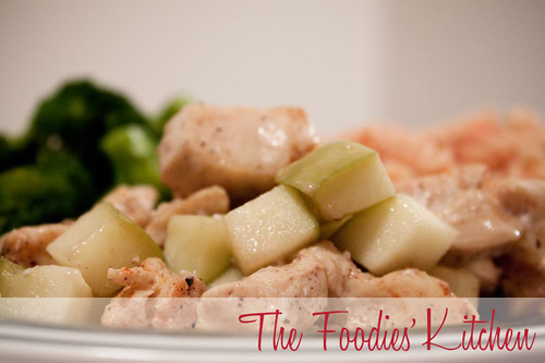 Apple Chicken Skillet