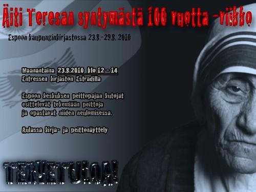 Äiti Teresa 100