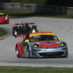 ALMS Road America - Elkhart Lake, WI - August 21-23, 2010 <br>Photo © Rick Dole 2010