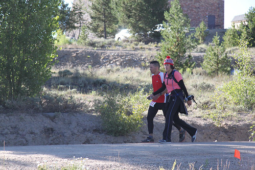 Leadville Trail 100 2010