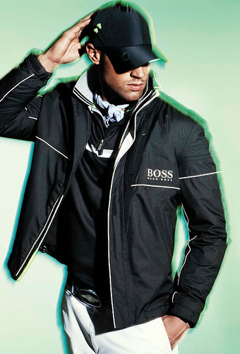 BOSS GREEN | HUGO BOSS | FALL 2010
