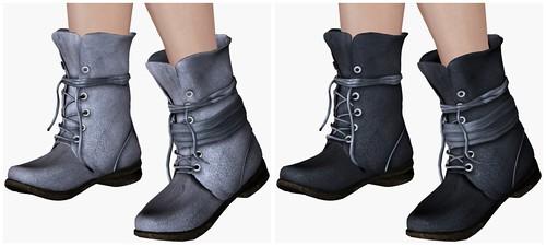 Kookie - Nyox Boots