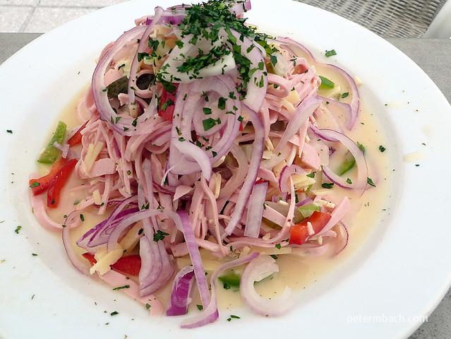 Innsbruck Sausage Salad