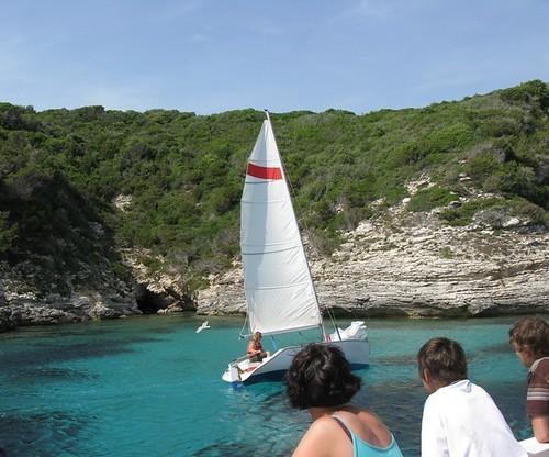 scuba diving in Corsica