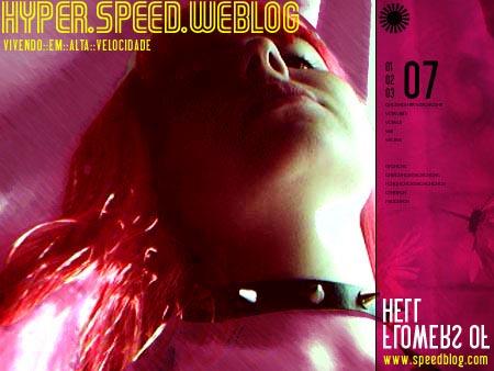 SpeedBlog: capa/cover #17