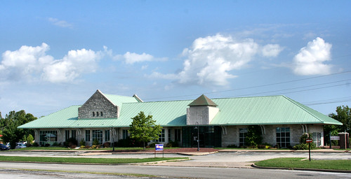 Joplin's Missouri Pacific Depot as of July, 2010