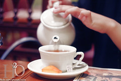 (H) Tags: 3 cup cake paul bahrain cafe tea h2o pot citycenter  mashael masha3ell