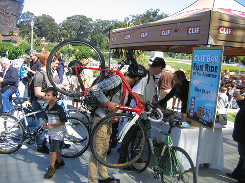 CLIF Bar Fun Ride - San Francisco