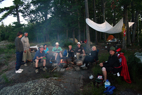 Group, Campsite # 509