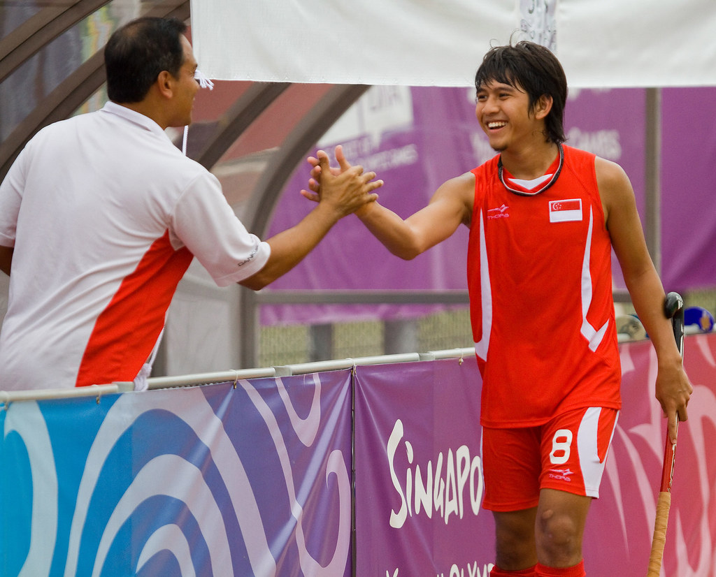 Singapore 2010 Youth Olympic Games Hockey