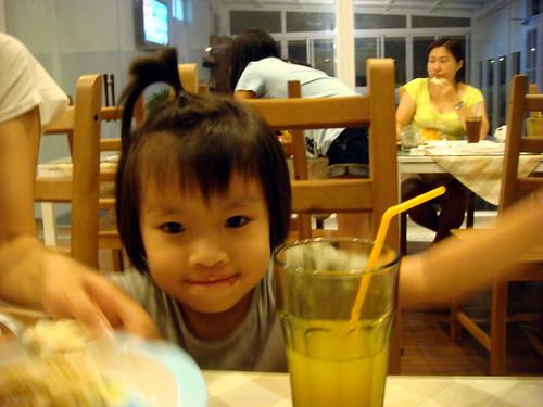 雲林古坑「青山松陶」餐廳