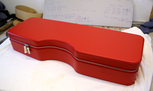 Calder red violin case #1