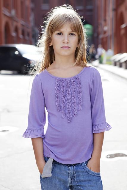 Varvara - 9 years old