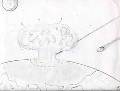 Meteor Hit Sketch