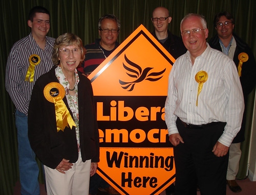 Lib Dem GAIN from Tories in Aldbury and Wigginton, Dacorum BC