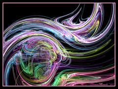 into the flow (Diana Thorold.) Tags: psp kaleidoscope fractal colourful kpt5 dianathorold