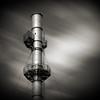 Crow's Nest (Jeff Gaydash) Tags: longexposure blackandwhite industry square industrial nd110