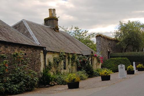 traquair house